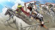 Ren Pa Army anime S2