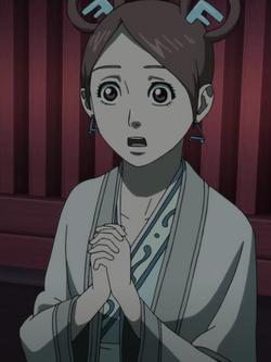 You anime portrait