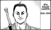 Suu Gen squad leader