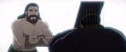 Boku Kou Bows Before An Enemy Slave anime S1