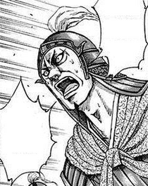 Fuuhaku realizing Ouhon's plan