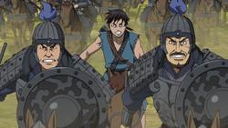 Retsu Brothers anime portrait