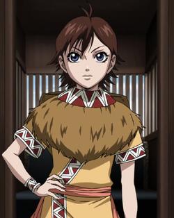 Ka Ryo Ten anime portrait