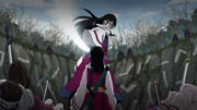 Yuu Ren Decapitates Kyou Shou anime S1