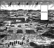 Heki army vs Byouyou army