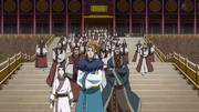 Ri Boku, Kaine And Kou Son Ryuu Return To Zhao anime S2