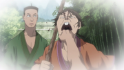 Young Shin Punches Young Bi Hei anime S1