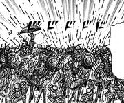 Gaku Ka Heavy Cavalry