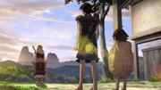 Ka Ryo Ten And Kyou Kai's First Meeting anime S1