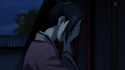 Kou Cries After Hearing Queen Mother And Ryo Fui's Conversation anime S2