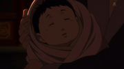 Baby Kyou anime portrait
