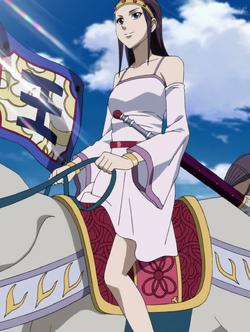 Kyou anime portrait