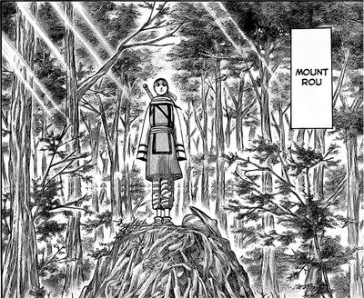 Mount rou