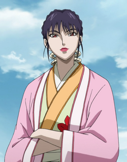 Shika anime portrait