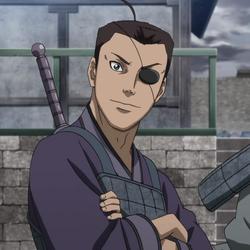 Suu Gen anime portrait