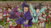 Suu Gen's Squad anime S1