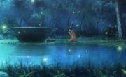 Turri Prays For Bi Tou's Safety anime S1