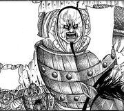 An enraged Kai Shi Bou