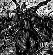 Hyou Shiga Black Cavalry Corps portrait