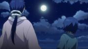 Ei Sei And Shika Gaze At The Moon anime S2