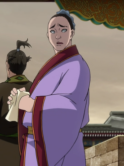 Sa Ji anime portrait