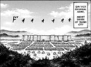 Siege of Sanbi