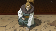 Ri Boku Poses Himself As A Qin Military Strategist anime S2