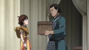 Yi And Ka Ryo Ten's First Meeting anime S2