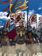 Sho's War Horse anime portrait