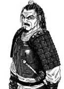 Shou Bun Kun portrait