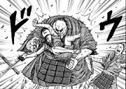 Den Yuu catchs Shin