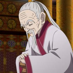 Sai Taku anime portrait