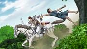 Rin Ko Hauls Shin anime S2
