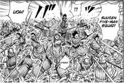 Suu Gen's squad