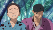 Kou And Kei Mourn Over Bi Tou's Death anime S1