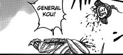 General Kou portrait