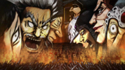Six Great Generals Vs Three Great Heavens