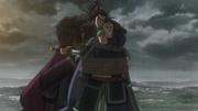 Kan Ki Stabs Haku Ki Sai anime S2