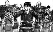 Hi Shin Unit Commanders