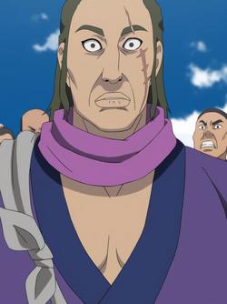 Chu Tetsu anime portrait