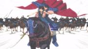 Shin Rides Ou With Ou Ki anime S1