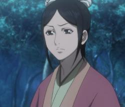 Turri anime portrait