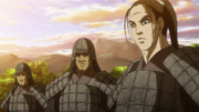Heki Witnesses Shika's Last Moment anime S2