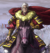 Ren Pa On His Warhorse anime S2