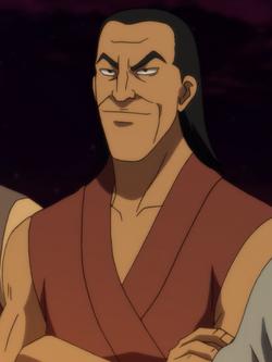 Kyou Ji anime portrait