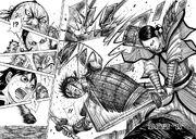 Keisha vs Shin