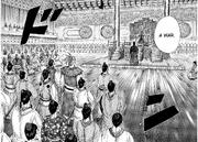 Kou Son Ryuu at Qin Court