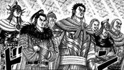 Qin generals