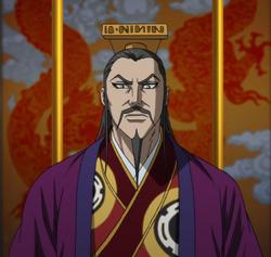 Kei Bin anime portrait