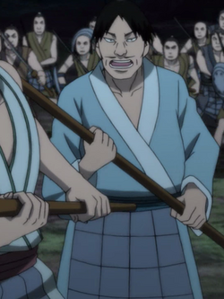 Batsu Ken anime portrait
